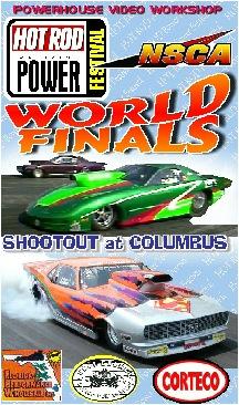 Shootout At Columbus- NSCA World Finals 2002 -Ohio