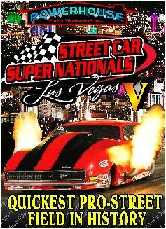 Street Car Super Nationals  V , Las Vegas