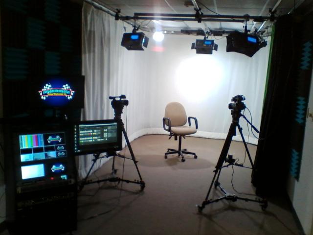 Video Studio, Oak Lawn, Chicago, Video Stage,